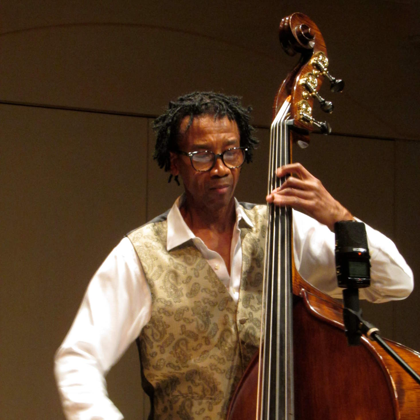 Alphonso Johnson 2014 Senior Recital