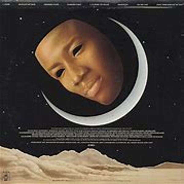 Alphonso Johnson Moonshadows CD Cover