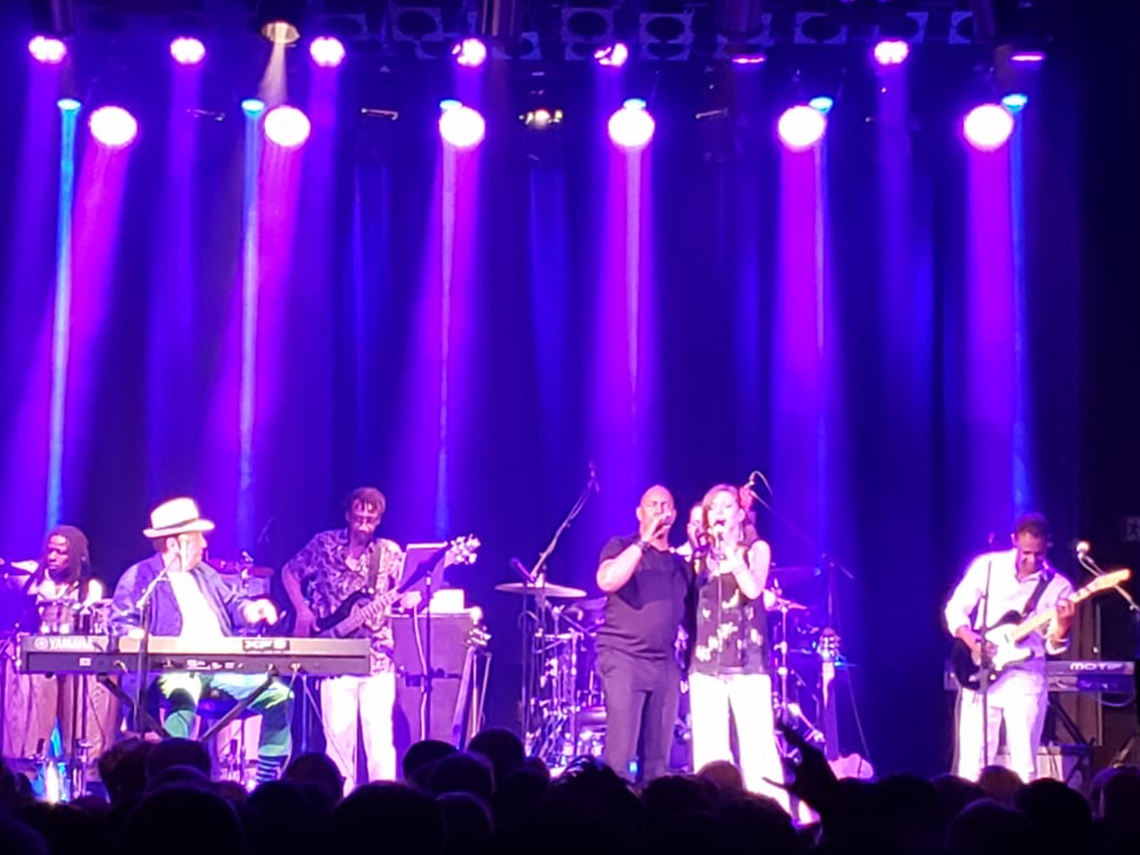 Alphonso Johnson - Sergio Mendes 2019 Europe Tour