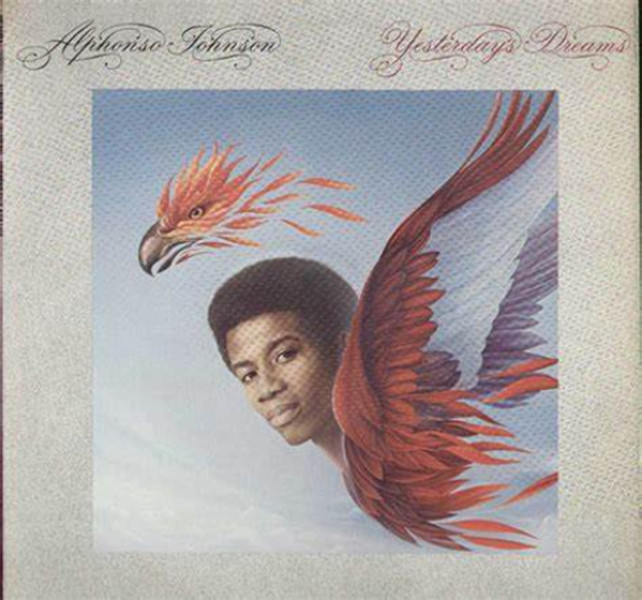 Alphonso Johnson Yesterday's Dreams CD cover